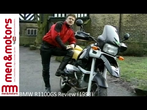 BMW R1100GS Review (1998)