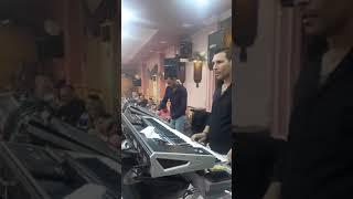 نوار الحسن دبكة عرب (سبحان الله العاطيكي) مع عازفي الأورغ محيا كنعان ونضال الحسن تسجيلات باسل هيفا