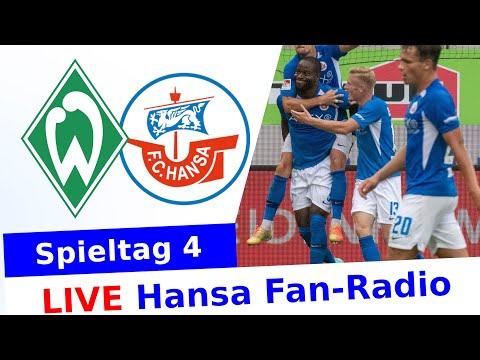Bremen 3:0 Hansa | Spieltag 4 | Hansa-Radio | RostockerFankurve