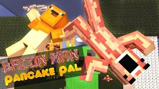 Minecraft Adventures of Bacon Man : TALL DROPPER CUSTOM MAP!