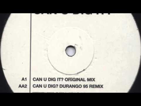 JamX & De Leon - Can U Dig It? (Original Mix) (HD)