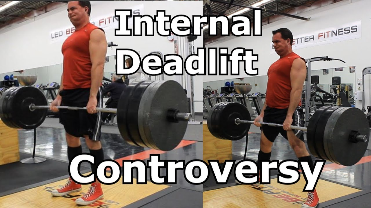 08d3a292950c My Internal Deadlift Controversy - YouTube
