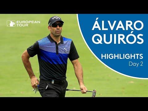 Álvaro Quirós Highlights | Round 2 | 2018 Trophee Hassan II