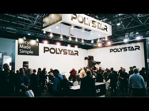 POLYSTAR Germany K 2016 Exhibition Video