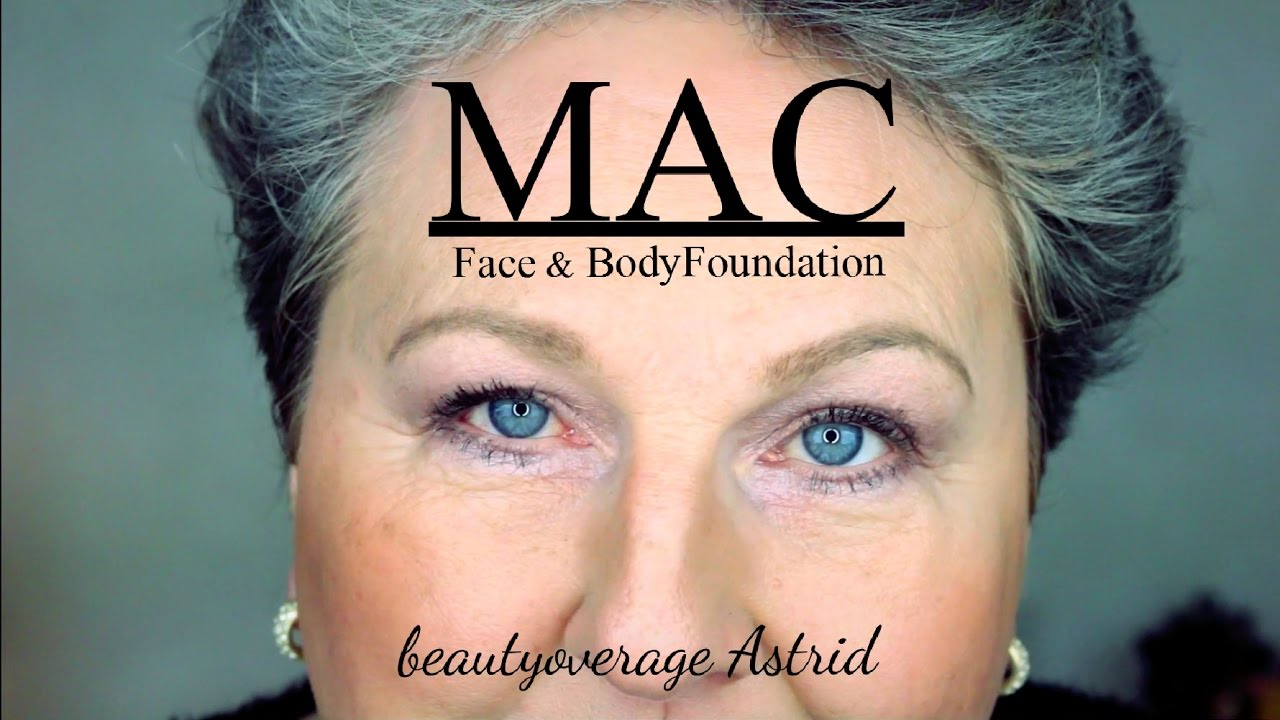 Mac face body foundation makeup tutorial demo live mac face body foundation makeup tutorial demo live beautyoverage astrid youtube baditri Gallery