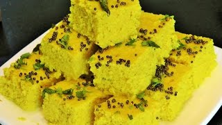 झटपट ढोकळा | Instant Dhokla Recipe | madhurasRecipe | English subtitles