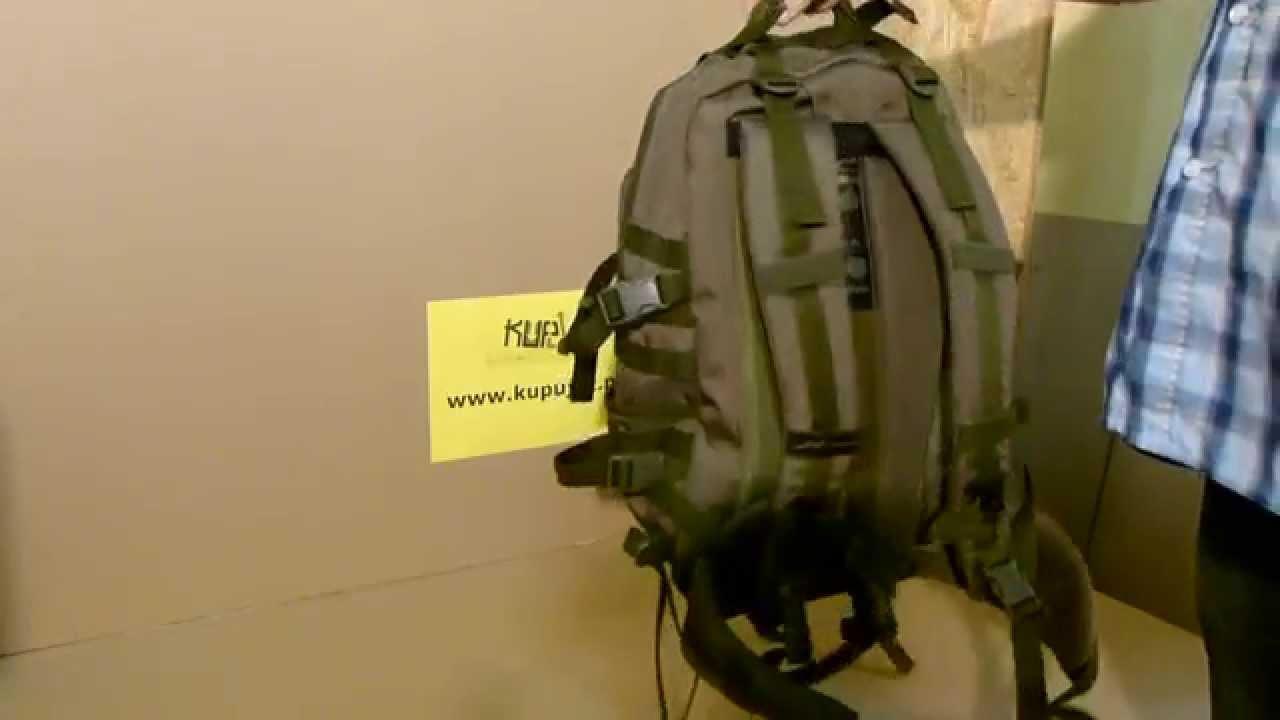 451d2dc45e375 WISPORT - Whistler 35 RAL 7013 plecak militarno-survivalowy -  www.kupujez.pl - YouTube