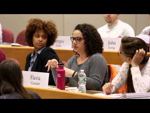 Experiencing the HBS  / HKS Joint Degree Program