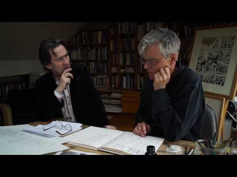 """À quatre mains – François Schuiten et Benoît Peeters – """" Revoir Paris, La Nuit des constellations """""""
