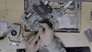 LG N550-pe5wk 분해및 써멀작업