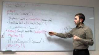 Урок 18 - EasyMock - Java для тестировщиков