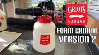 Griots Foam Cannon Version 2 Review