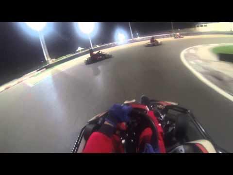 Karting @ Al Forsan Abu Dhabi
