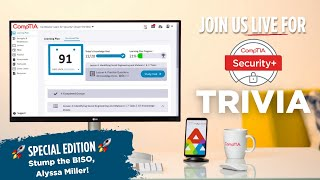 CompTIA Security+ Practice Questions (SY0-601) | Stump the BISO!