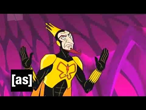 The Monarch Cocoons the Venture Brothers | The Venture Bros. | Adult Swim