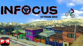 INFOCUS Extreme Bike - iPad Mini Retina Gameplay
