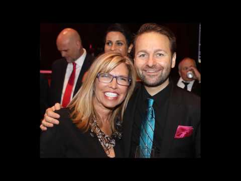Daniel Negreanu, interviewing his personal coach, Robyn Williams