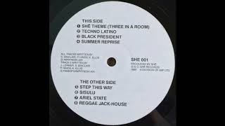 The She Project - Ariel State (1989)