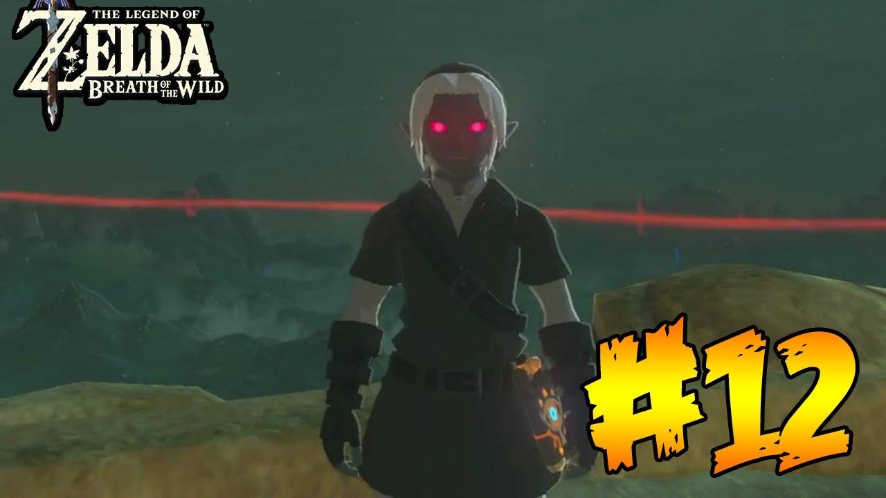 Breath Of The Wild Dark Link >> Legend Of Zelda Breath Of The Wild How To Get Dark Link Armor