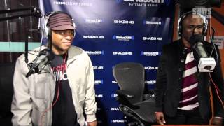 Wayne Brady Freestyles over the 5 Fingers of Death | Sway's Universe
