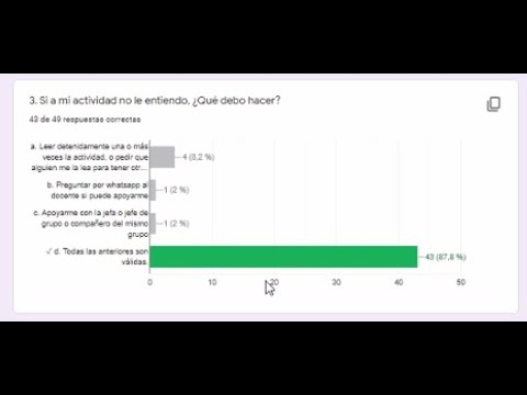 Capturar calificaciones alumnos y feedback