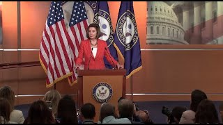 Watch live: Pelosi speaks before House vote to formalize impeachment inquiry