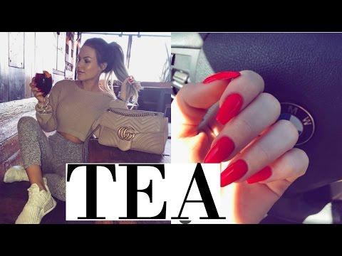 spilling MAJOR tea pt. 1   DailyPolina