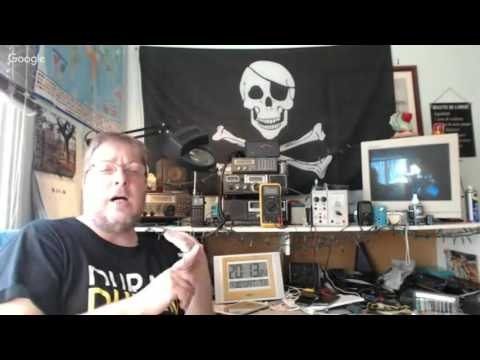 Live Shortwave radio Retro hangout April 30th 2016
