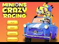 Minions Crazy Racing - Free Online Car Race Games For Children