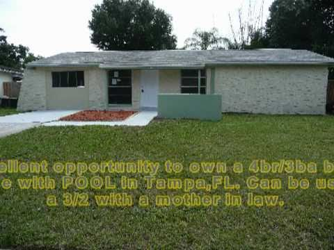 cheap house for sale tampa fl ezwayhouses com youtube rh youtube com