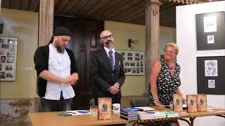 Krzysztof Kwasiżur, Grzegorz Kijanka i Lidia Antończyk w KDS Dubiecko