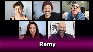 Hulu's Ramy: A Conversation with the Stars at Paley Front Row 2020
