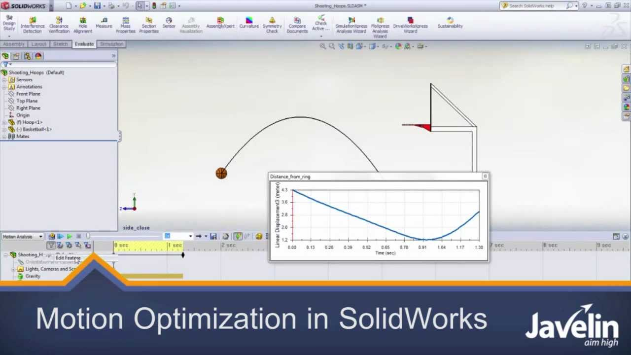 Motion Optimization In Solidworks Youtube Piping Layout