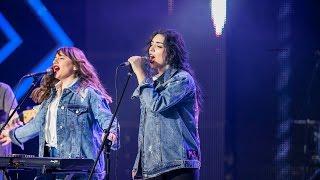 X-Factor4 Armenia-Gala Show 8-Garik & Emanuel Mariam-Gutan 09.04.2017