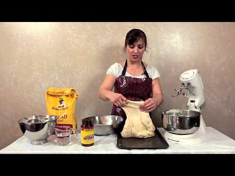 How to Make My Dough Smooth & Elastic-Like : Breadstick Recipes