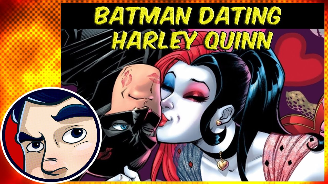 Dating harley quinn would include