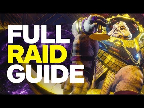 Destiny 2: Leviathan Raid Guide - Best Way to Play
