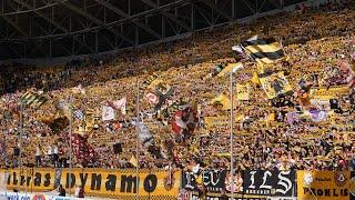 SG Dynamo Dresden - 1.FC Magdeburg, support