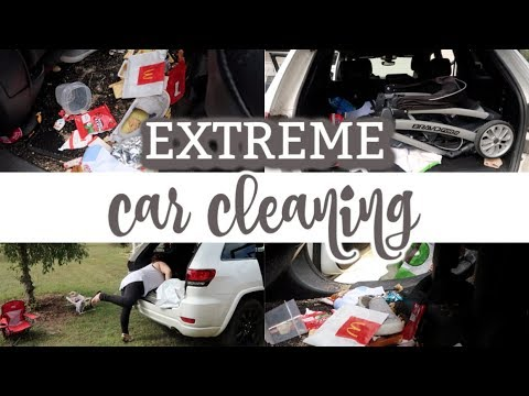 complete-disaster-car-|-extreme-cleaning-motivation-|-clean-my-car-with-me
