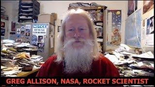 Interview w/ Rocket Scientist at NASA - Planet 9, X, Pole Shift, GSM & Black Holes