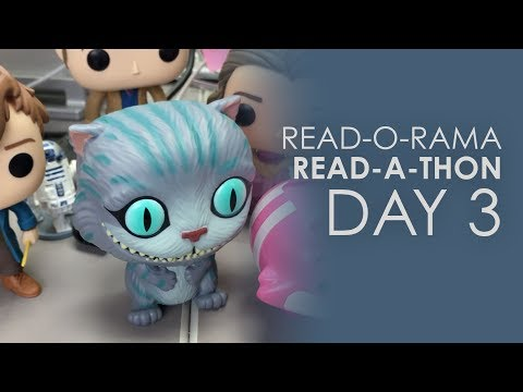 Read-O-Rama Read-A-Thon (Round 7) | Day 3