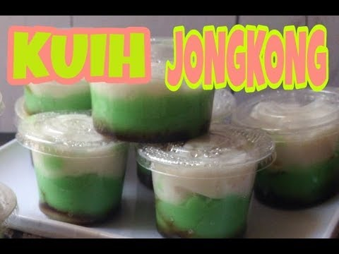 Kuih Jongkong Mudah Dan Sedap Dahlias Kitchen