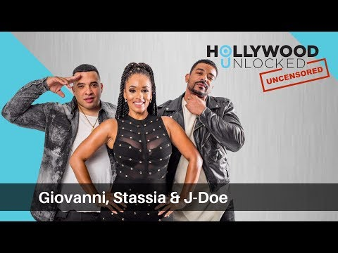 Giovanni, Stassia & J-Doe talk Weed & Haunted Houses  on Hollywood Unlocked [UNCENSORED]