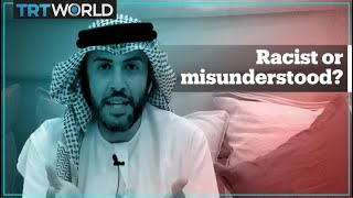 UAE media personality called out for racism