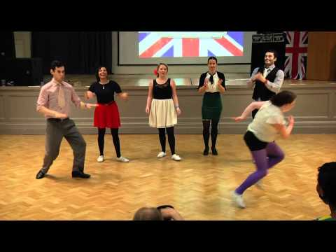 London Swing Festival - Solo Charleston Final
