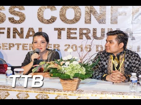 PRESS CONFERENCE TERUNA TERUNI BALI 2016 (Part 1)