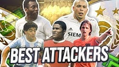 *TIER LIST* THE BEST ICON ATTACKERS IN - FIFA 20 Ultimate Team