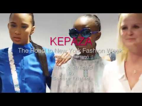 Trailer: Kepaza(Road to NYFW)