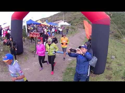 Ictocruz Trail Nocturno 2019 - Video de Salidas