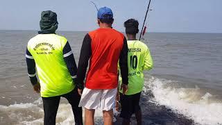 Fishing for barramundi | bandra | mumbai